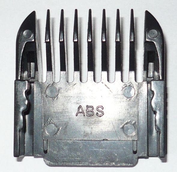 Toldófésű szett hajnyírógépekhez 4 db (vezetőfésű, vágópapucs) Iramoto Lux