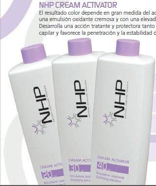 NHP PPD mentes hajfesték oxidáló