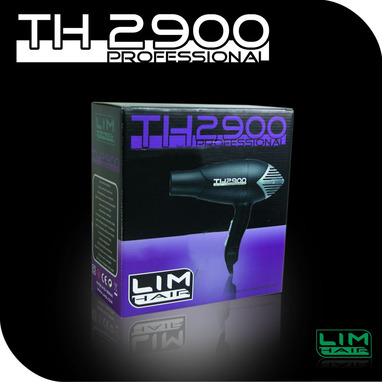 Hajszárító gép Lim TH2900