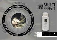 Hajpakolás 3-as hatással többfunkcióval minden hajra Nirvel Multieffect