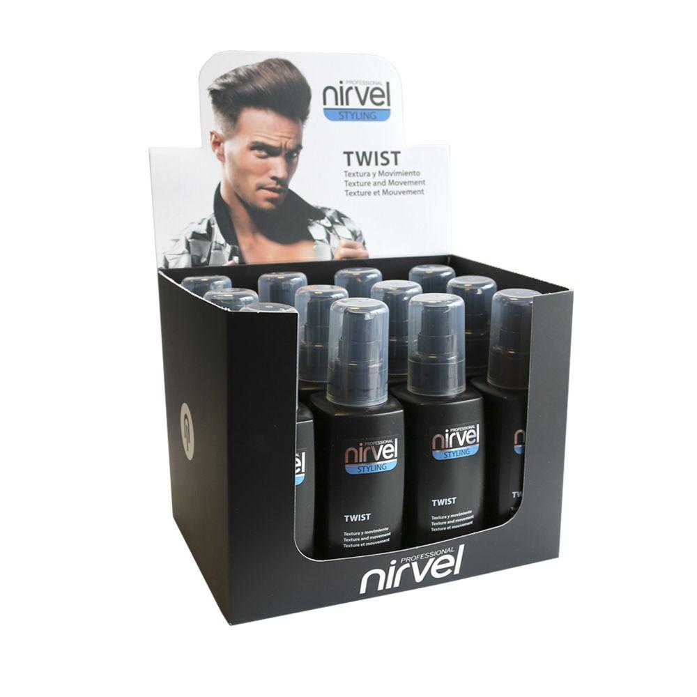 Nirvel Twist alakváltó spray-gél
