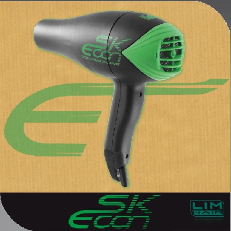 Energiatakarékos LIM-HAIR-econ hajszárító