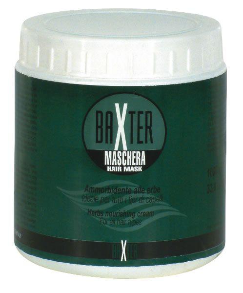 Baxter Herbs gyógynövényes energizáló hajfiatalító hajmaszk