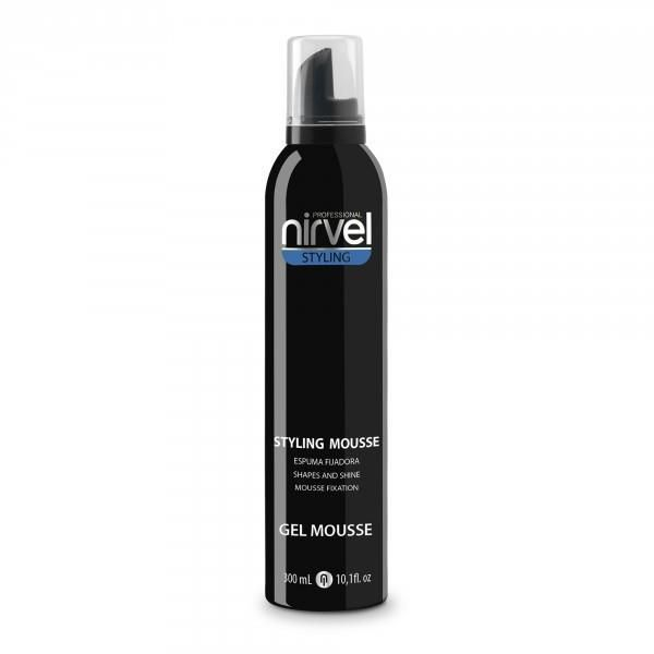 Hajfixáló extra erős hajhab Nirvel FX STYLING