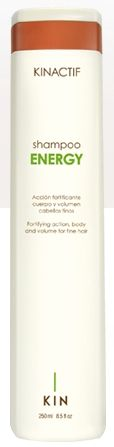 Haj Botox Kollagénes extra erősítő bio sampon Kinactif Energy