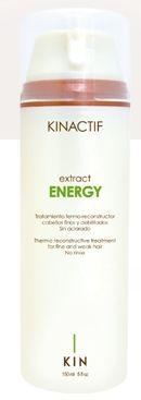 Haj Botox Kollagénes hajkiegyenesítő Kinactif Energy Extract