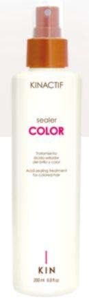 Hajszínlezáró hajápoló Kinactif Color Sealer serum