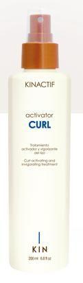 Hajöndörítő folyadék Kinactif Curl Activator